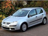 *Beautiful Low Mileage*2008 VW Golf 1.4 S, 5 Door, Met. Silver, 34K Miles, FSH*12 Months Warranty*