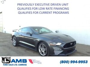 2018 Ford Mustang Coupe GT Premium Ford Exec Unit with Safe and
