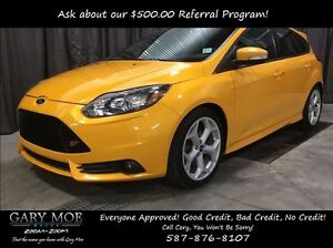2013 Ford Focus ST Turbo