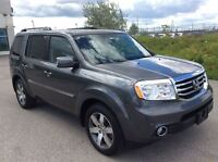 2013 Honda Pilot Touring-Our best in SUV's is once again availab
