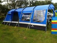 Oasis 6 man tent package
