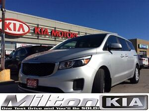 2016 Kia Sedona LX+ | POWER SLIDING DOORS