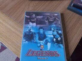 West Ham Legends Vol 1.