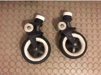 Bugaboo bee front wheels