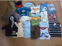3-6mnths boys clothes bundle