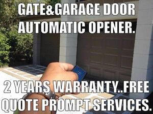 Automatic garage door&gate,repair,supply, install... Sydney City Inner Sydney Preview