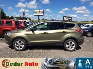 2013 Ford Escape SE - FREE WINTER TIRE PACKAGE - With the Purcha