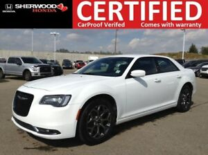 2017 Chrysler 300 S AWD| HEATED LEATHER|GARAGGE DOOR