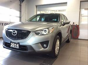 2014 Mazda CX-5 GS - AWD - One Owner - No Accidents!