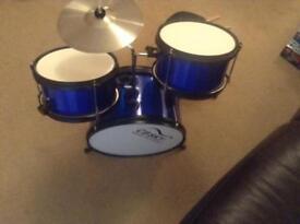Kids 5pc drum kit