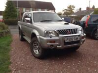 Mitsubishi L200 Warrior 2.5TDI PRICE REDUCED TO SELL
