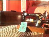 Singer Sewing Machine 128k - 1916.