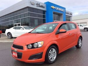 2012 Chevrolet Sonic LT | Bluetooth | Alloy Wheels | Automatic