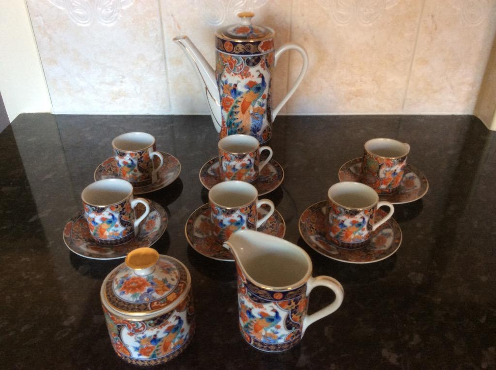 Japan Marked Coffeetea set in Penkridge Staffordshire  : 86 from www.gumtree.com size 1024 x 764 jpeg 89kB