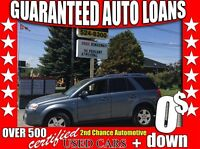 2006 Saturn VUE V6 Automatic | FINANCING AVAILABLE |