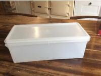 Original 1970s Tupperware Bread Box