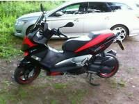 Aprilia sr max 125cc