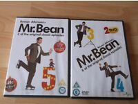Mr Bean Tv Series 2-5