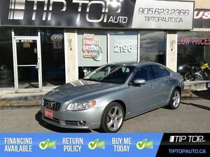 2010 Volvo S80 T6 ** AWD, Leather, Bluetooth **