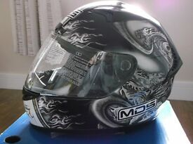 AGV / MDS New Sprinter Size M Motorcycle Helmet / Brand New in Box / Never Worn / Full Warranty.