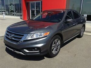2014 Honda Crosstour EX-L 4WD | BLUETOOTH | LEATHER