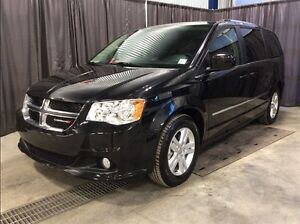 2016 Dodge Grand Caravan Crew Sto-N-Go Leather/DVD