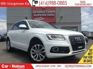2013 Audi Q5 2.0T PREMIUM| PANO ROOF| AWD| ONLY 43,061KMS