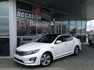 2016 Kia Optima Hybrid HYBRID TOIT PANORAMIQUE