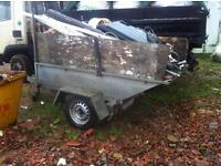 1.5t tipping trailer ****quick sale cheap****