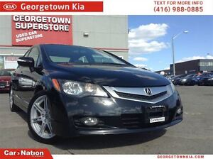 2011 Acura CSX i-Tech | NAVIGATION | LEATHER | SUNROOF |