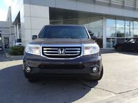 2012 Honda Pilot EX-L  FULLLOAD/ LEATHER/SUNROOF/GPS....