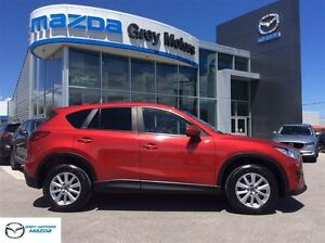 2014 Mazda CX-5 GS, P. Sunroof, Heated Seats, Bluetooth, One Own