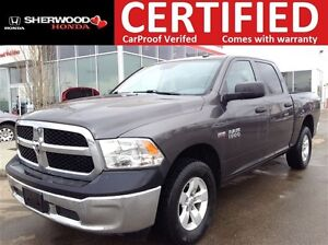 2015 Dodge Ram 1500 ST 4x4 | CRUISE | AUX | AC | ONE OWNER