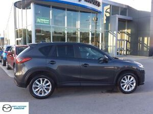 2014 Mazda CX-5 GT, Tech pkg, Leather, Sunroof, Navi, One Owner!