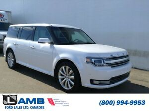 2016 Ford Flex Limited AWD with Active Park Assist, Navigation a