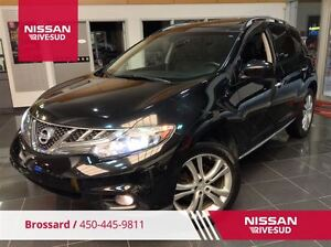 2011 Nissan Murano LE**CUIR**TOIT PANO**GPS**NOUVEL ARRIVAGE!!**