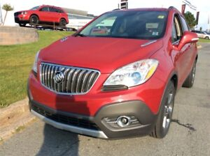 2014 Buick Encore AMAZING FUEL SIPPING, POWER OPTIONS, BLUETOOTH