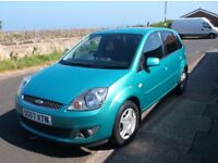 2007 Ford Fiesta 1.4 Zetec Climate, 5Dr, Mot Sept 17. £795.ono (P/X Welcome)