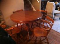 Dining table& Chair
