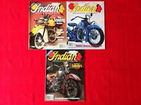 Indian Motorcycles Illustrated  Magazines