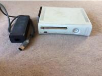 Xbox 360 console white - spares or repair