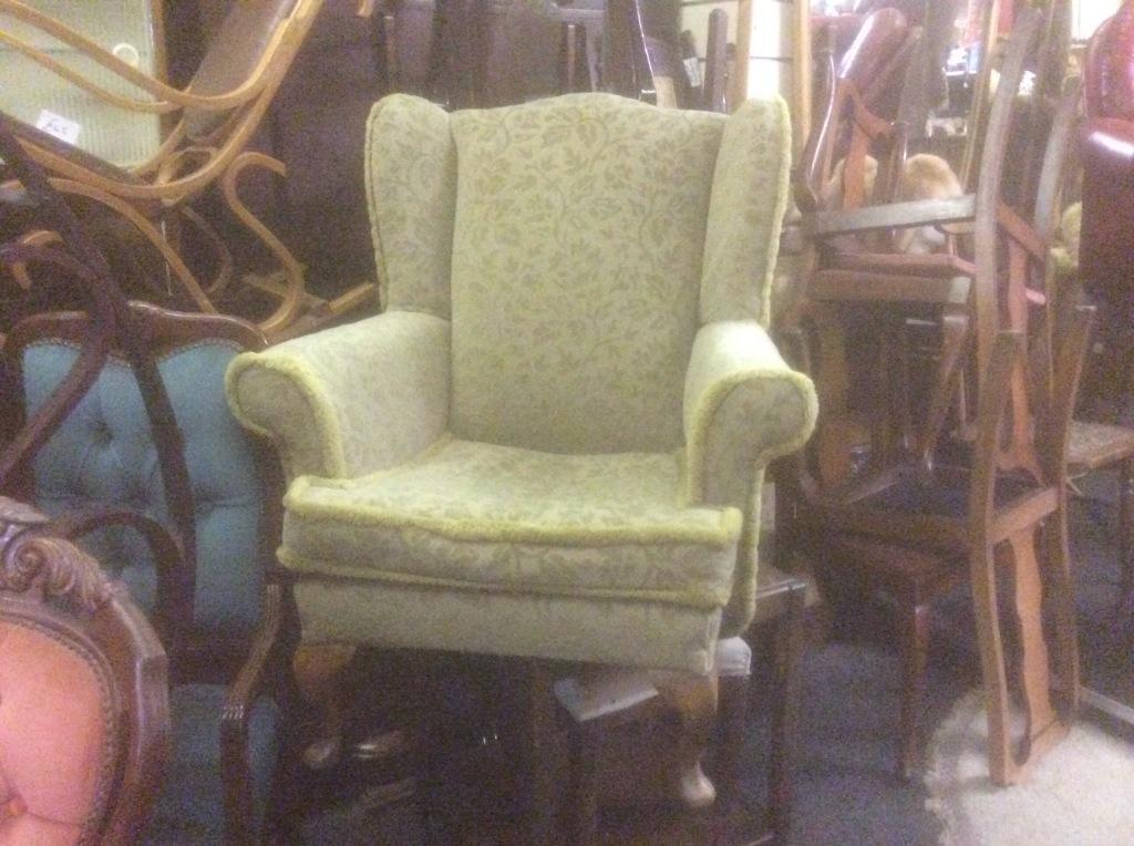 Vintage Queen Ann Chair In Wavertree Merseyside Gumtree