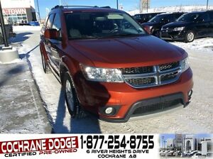 2013 Dodge Journey SXT with REAR DVD AND REMOTE START!