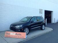 2014 Volkswagen Tiguan Highline 4 motion 18 pouces Toit Panorami
