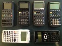 SCIENTIFIC GRAPHING CALCULATOR (6 AVAILABLE)