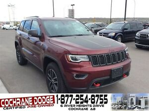 2017 Jeep Grand Cherokee Trailhawk - MANAGER DEMO SPECIAL!