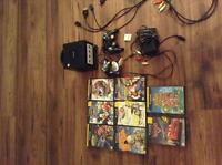 Perfect condition GameCube With Games 2 Controllers