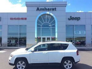 2016 Jeep Compass NORTH, W/SUNROOF, 4X4