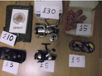 Shimano Exage 4000ra reel, lovely condition