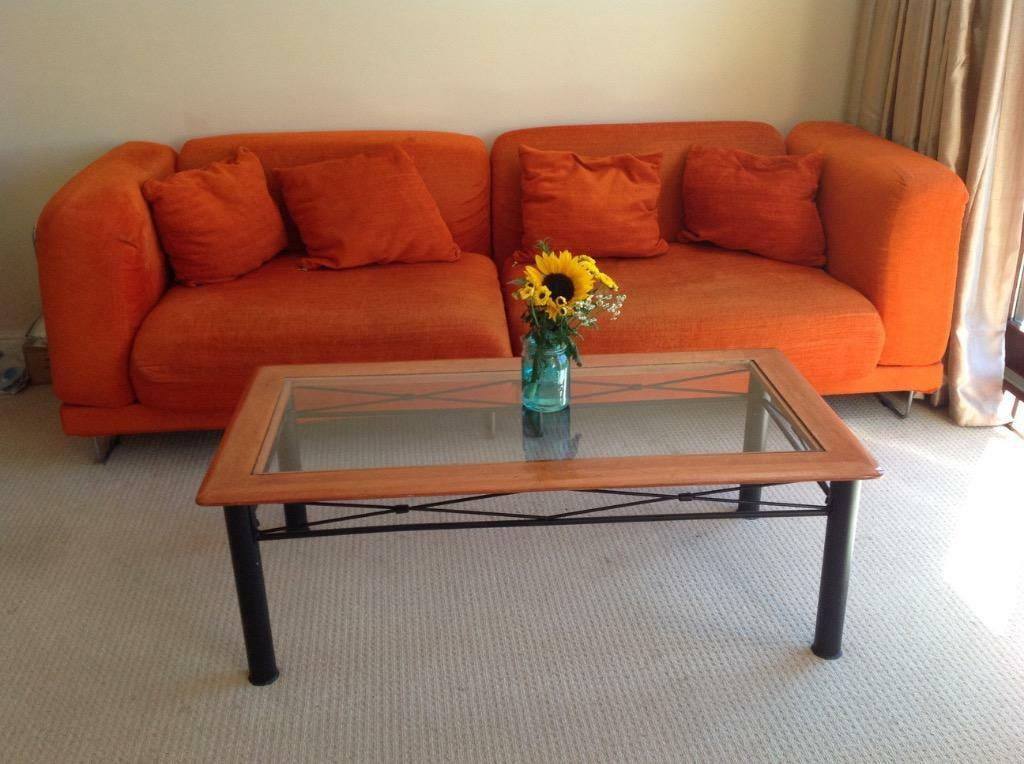 Good Condition And Comfortable Ikea Sofa Sale Due To